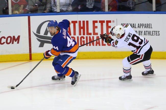 Chicago Blackhawks vs. New York Islanders - 3/17/15 NHL Pick, Odds, and Prediction