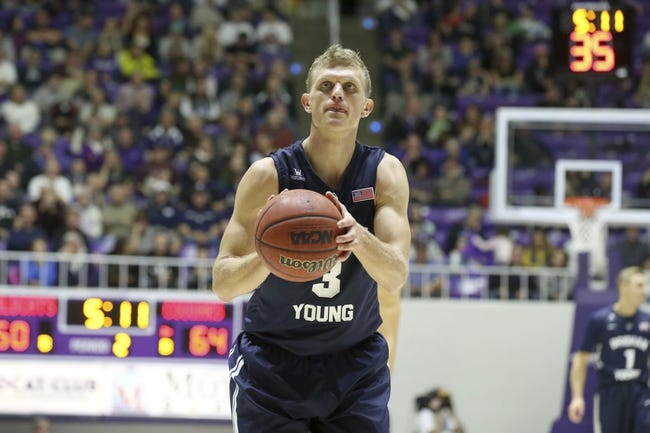 BYU vs. Massachusetts - 12/23/14 College Basketball Pick, Odds, and Prediction