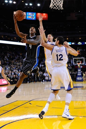 Golden State Warriors at Orlando Magic - 2/25/16 NBA Pick, Odds, and Prediction