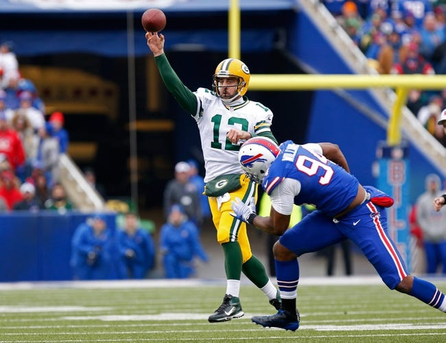 Green Bay Packers at Buffalo Bills NFL Score, Recap, News and Notes