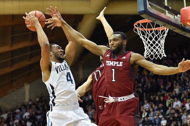 Temple vs. Villanova - 2/17/16 College Basketball Pick, Odds, and Prediction