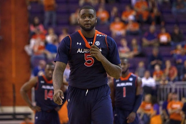 Auburn vs. Winthrop - 12/17/14 College Basketball Pick, Odds, and Prediction