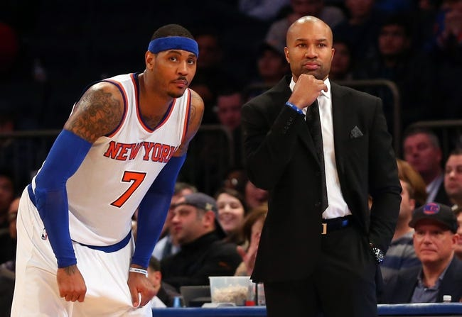 NBA Preview: The 2015 New York Knicks