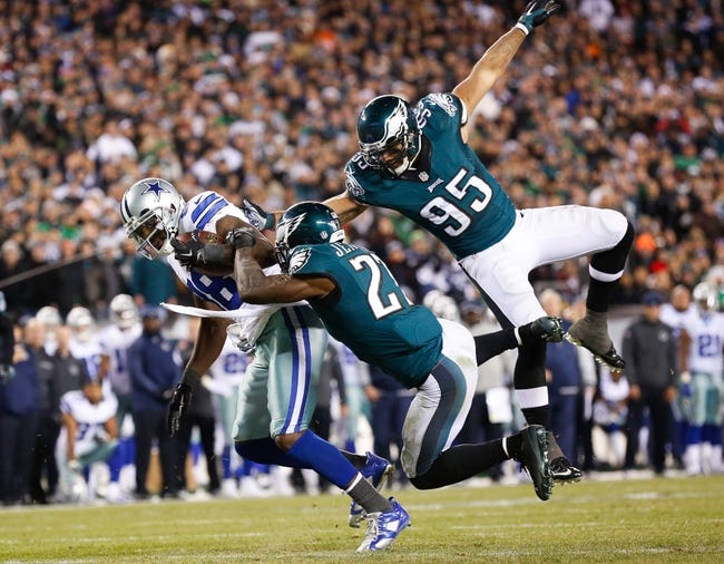 Eagles vs. Cowboys - 9/20/15 NFL Pick, Odds, and Prediction