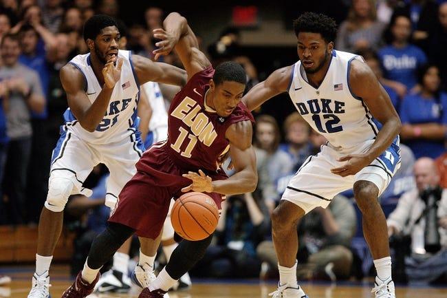 Duke vs. Toledo - 12/29/14 College Basketball Pick, Odds, and Prediction