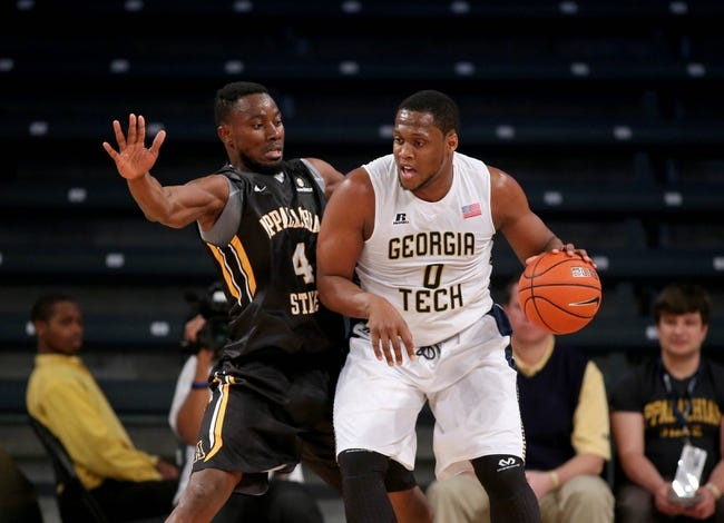 Georgia Techvs. Charlotte - 12/30/14 College Basketball Pick, Odds, and Prediction