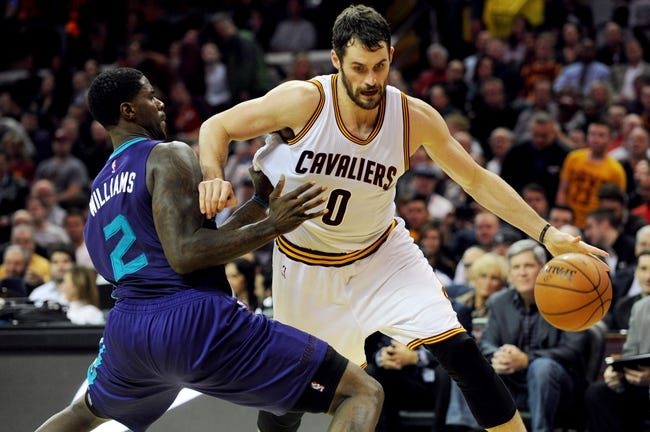Hornets vs. Cavaliers - 1/2/15 NBA Pick, Odds, and Prediction