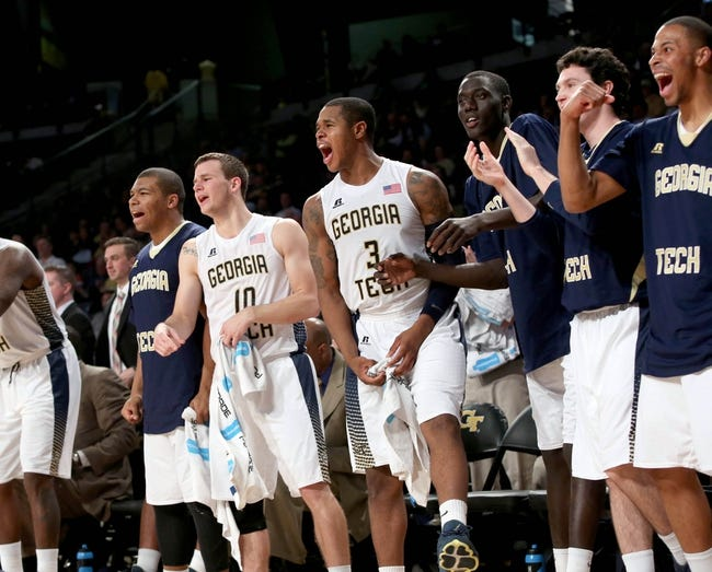 Georgia Tech vs. Notre Dame - 1/14/15 College Basketball Pick, Odds, and Prediction