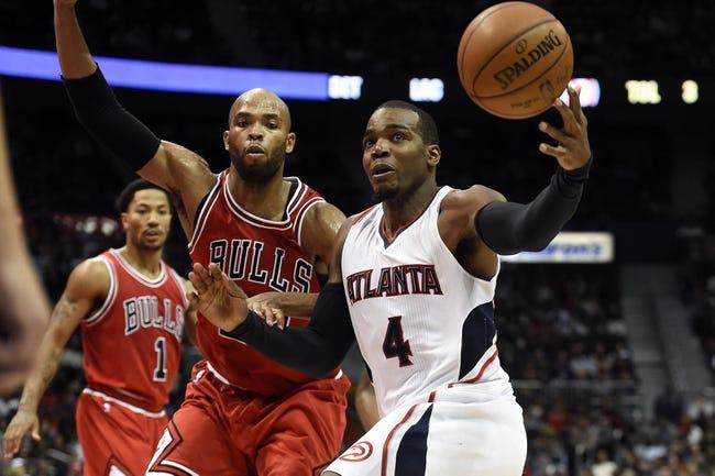 Bulls vs. Hawks - 1/17/15 NBA Pick, Odds, and Prediction