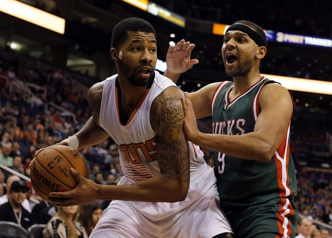 Bucks vs. Suns - 1/6/15 NBA Pick, Odds, and Prediction