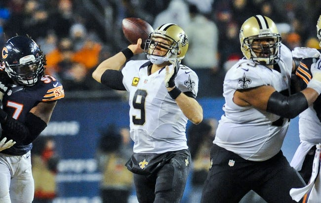 New Orleans Saints at Chicago Bears NFL Score, Recap, News and Notes