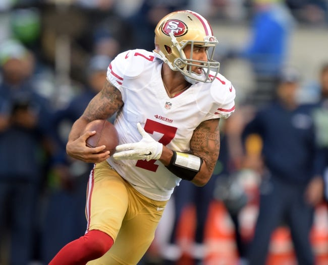 NFL | San Diego Chargers (8-6) at San Francisco 49ers (7-7)