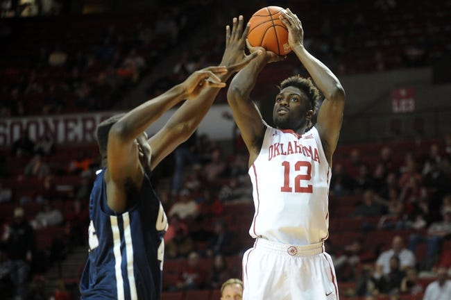Oklahoma Sooners vs. Weber State Wildcats - 12/22/14 College Basketball Pick, Odds, and Prediction