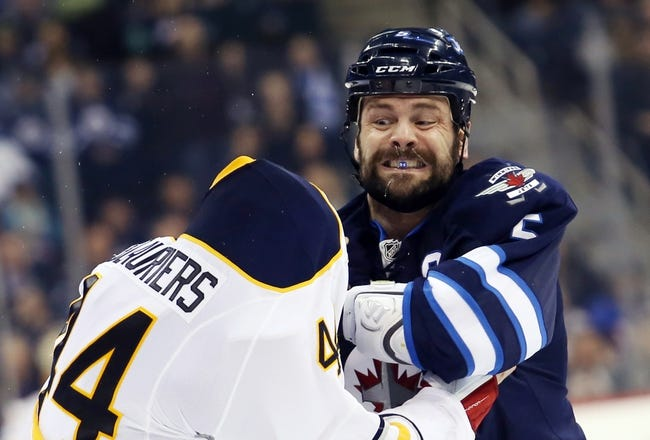 Jets vs. Sabres - 1/10/16 NHL Pick, Odds, and Prediction
