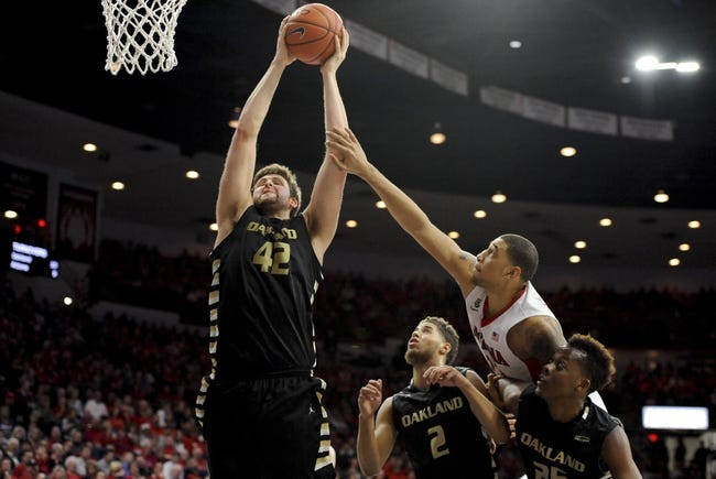 Cleveland State Vikings vs. Oakland Golden Grizzlies   - 1/26/15 College Basketball Pick, Odds, and Prediction