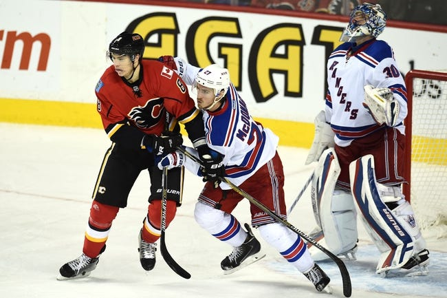 Rangers vs. Flames - 2/24/15 NHL Pick, Odds, and Prediction