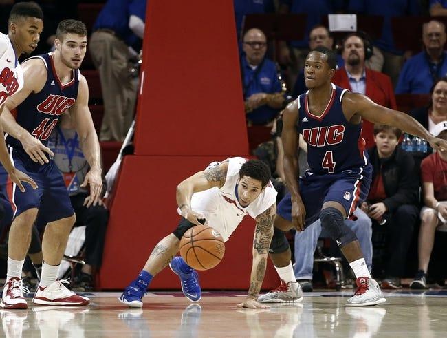 Bradley vs. Illinois-Chicago - 12/28/14 College Basketball Pick, Odds, and Prediction
