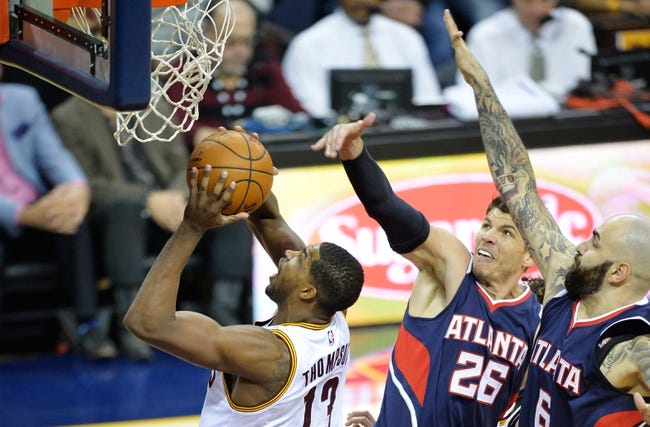 Hawks vs. Cavaliers - 12/30/14 NBA Pick, Odds, and Prediction