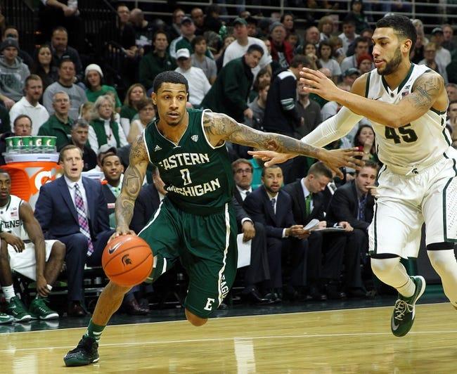 SMU vs. Eastern Michigan - 11/13/16 College Basketball Pick, Odds, and Prediction