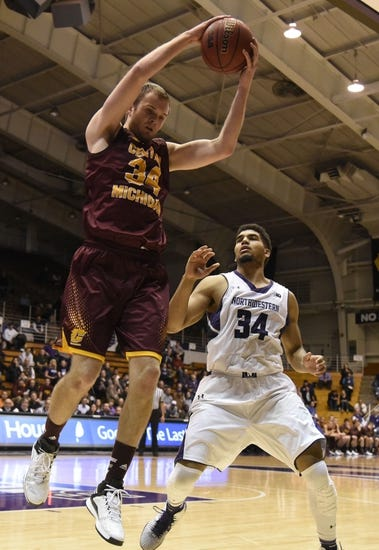 Buffalo Bulls vs. Central Michigan Chippewas - 2/14/15 College Basketball Pick, Odds, and Prediction