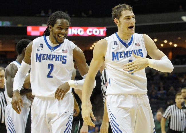 Memphis Tigers vs. Houston Cougars - 12/31/14 College Basketball Pick, Odds, and Prediction
