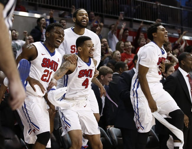 AAC Quarterfinal-Southern Methodist Mustangs vs. East Carolina Pirates - 3/13/15 College Basketball Pick, Odds, and Prediction