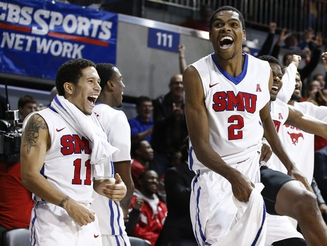 SMU vs. Houston - 1/24/15 College Basketball Pick, Odds, and Prediction
