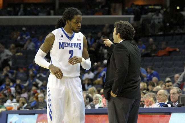 Memphis Tigers vs. Western Illinois Leathernecks - 12/23/14 College Basketball Pick, Odds, and Prediction