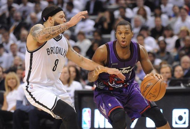 Nets vs. Raptors 1/30/15 -  NBA Pick, Odds, and Prediction