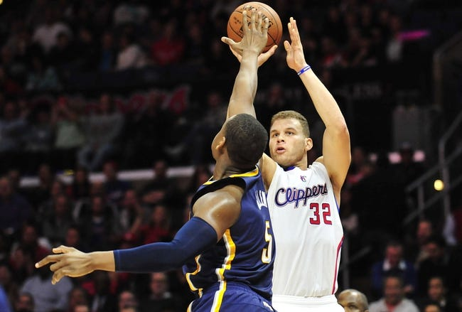 Pacers at Clippers - 12/2/15 NBA Pick, Odds, and Prediction