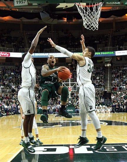 Eastern Michigan Eagles vs. Ohio Bobcats - 1/27/15 College Basketball Pick, Odds, and Prediction