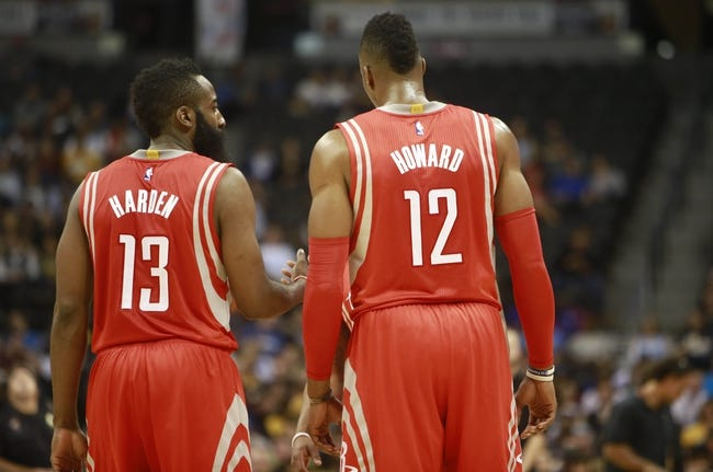 Rockets vs. Pelicans - 12/18/14 NBA Pick, Odds, and Prediction