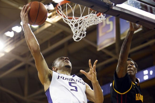 Oklahoma vs. Washington - 12/20/14 College Basketball Pick, Odds, and Prediction