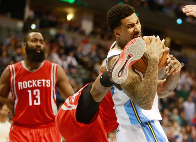 Nuggets vs. Rockets - 3/7/15 NBA Pick, Odds, and Prediction