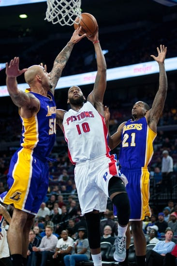 Los Angeles Lakers vs. Detroit Pistons - 3/10/15 NBA Pick, Odds, and Prediction