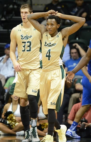 South Florida vs. East Carolina - 1/3/15 College Basketball Pick, Odds, and Prediction