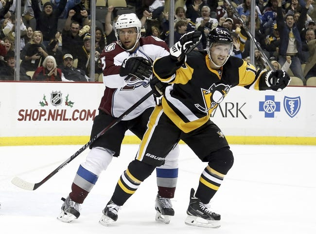 Colorado Avalanche vs. Pittsburgh Penguins - 3/4/15 NHL Pick, Odds, and Prediction