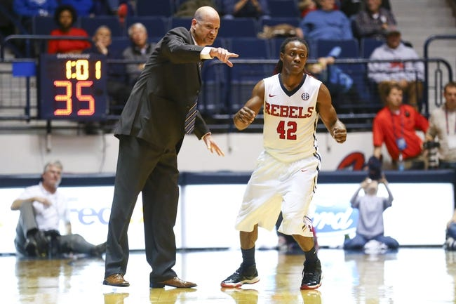 Dayton Flyers vs. Mississippi Rebels - 12/30/14 College Basketball Pick, Odds, and Prediction