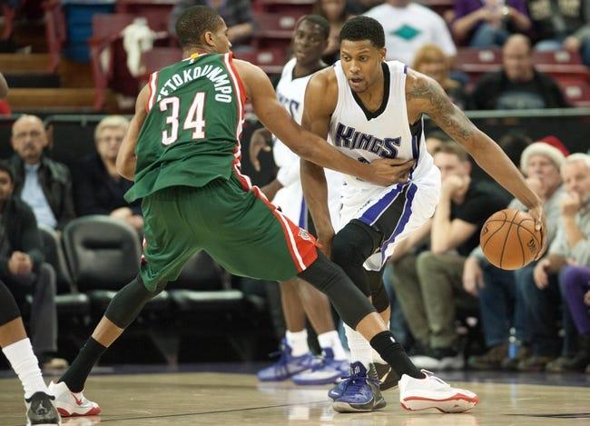 Bucks vs. Kings - 2/11/15 NBA Pick, Odds, and Prediction
