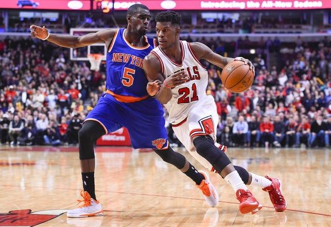 Bulls vs. Knicks - 3/28/15 NBA Pick, Odds, and Prediction