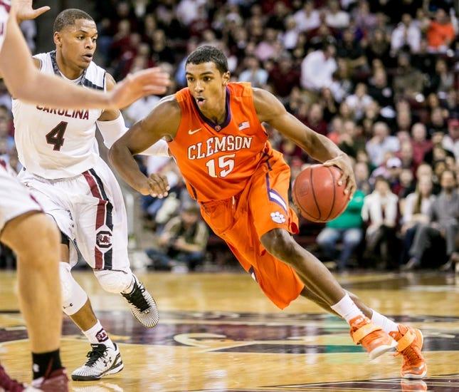 Clemson vs. Oakland - 12/22/14 College Basketball Pick, Odds, and Prediction
