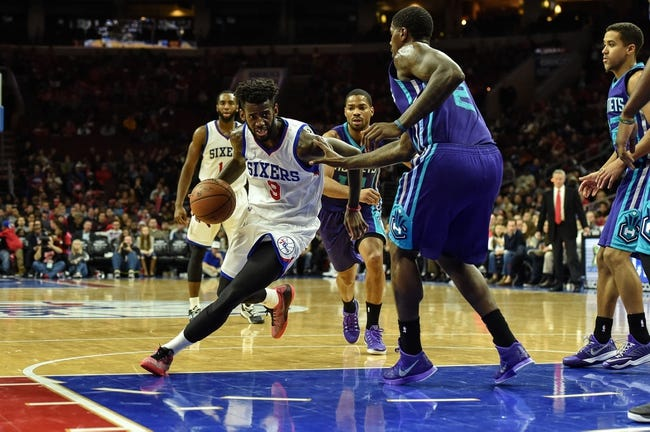 76ers vs. Hornets - 2/7/15 NBA Pick, Odds, and Prediction