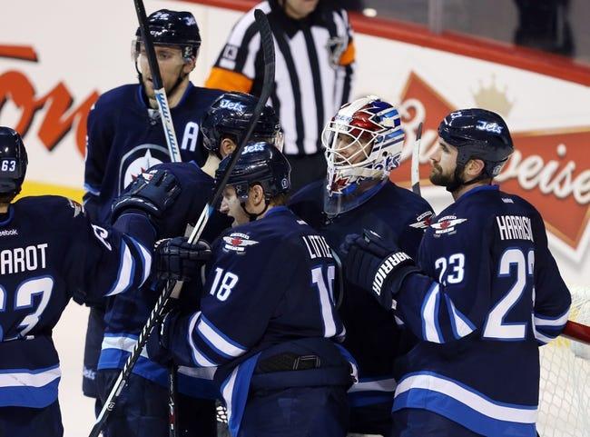 Boston Bruins vs. Winnipeg Jets - 10/8/15 NHL Pick, Odds, and Prediction