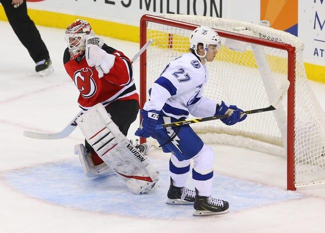 NHL | New Jersey Devils (32-35-13) at Tampa Bay Lightning (48-24-8)
