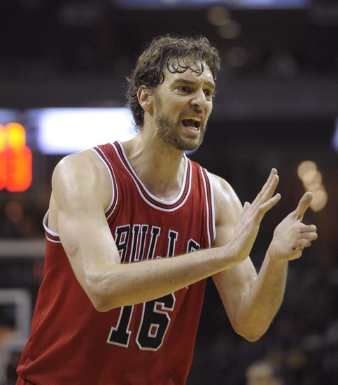 Bulls vs. Pelicans - 12/27/14 NBA Pick, Odds, and Prediction