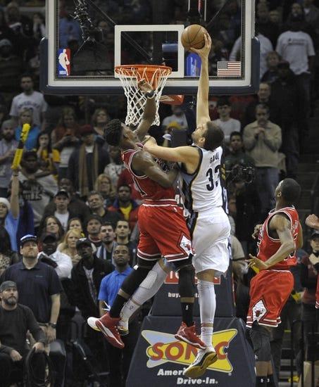 Bulls vs. Grizzlies - 3/9/15 NBA Pick, Odds, and Prediction