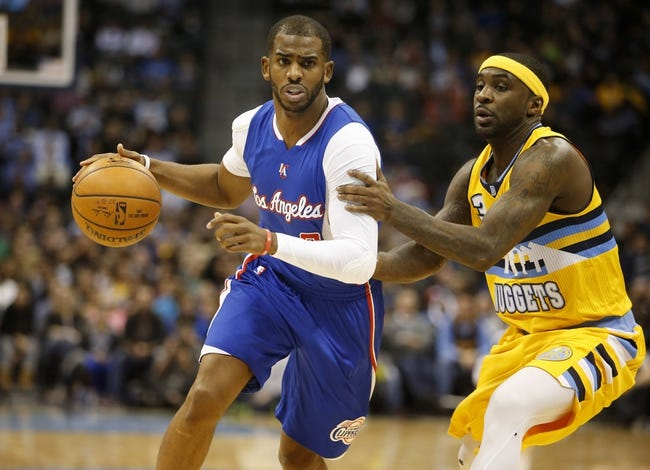 Clippers vs. Nuggets - 1/26/15 NBA Pick, Odds, and Prediction
