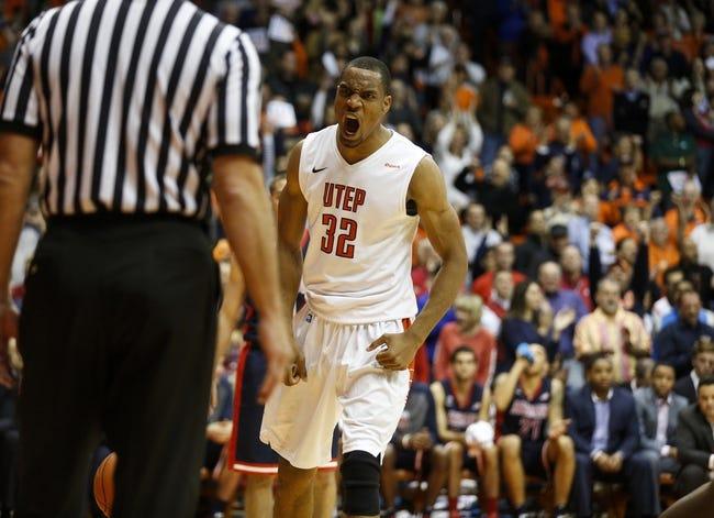 Texas El Paso vs. Alcorn State - 12/21/14 College Basketball Pick, Odds, and Prediction