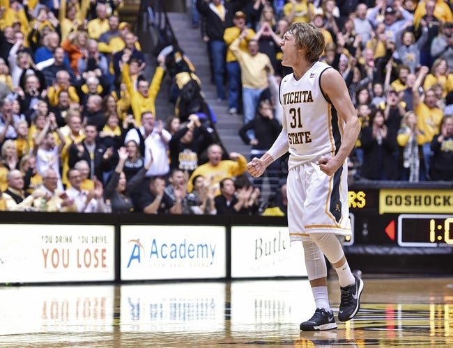 Hawaii vs. Wichita State - 12/23/14 College Basketball Pick, Odds, and Prediction
