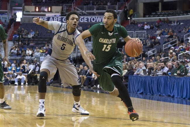 Middle Tennessee State vs. Charlotte CUSA Tournament - 3/11/15 College Basketball Pick, Odds, and Prediction